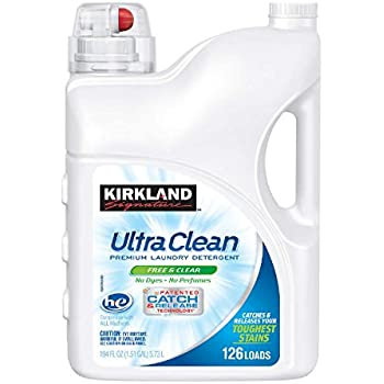 Amazon Com Kirkland Signature Free And Clear 2x