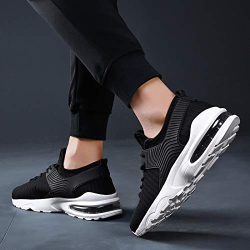 blanco De Kmjbs Cuarenta Dos Soles Y Running Luz Volando Sports Shoes Los air Hombres Cushion 6w7nzBqP6