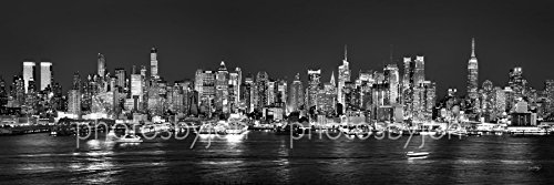 New York City Manhattan Midtown Skyline PHOTO PRINT UNFRAMED