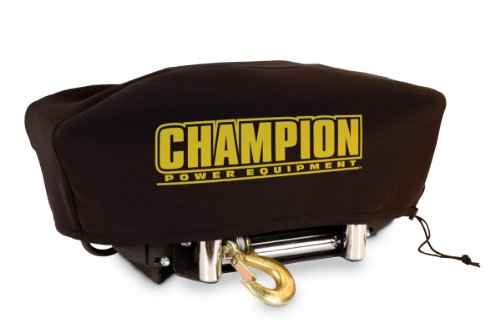 Champion Power Equipment C18034 Neoprene Winch Cover