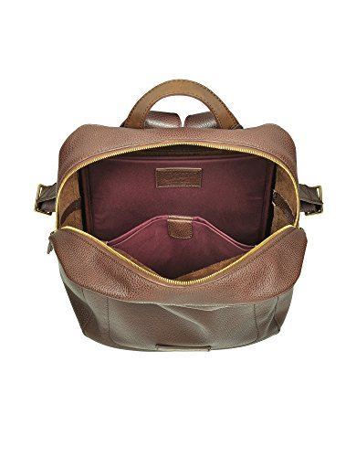 THE BRIDGE HOMME 0641062F14 MARRON CUIR SAC À DOS