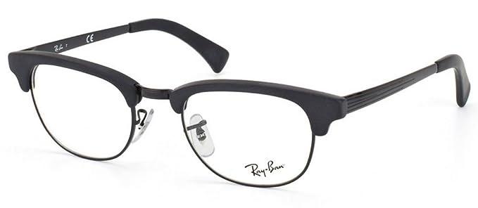 Ray Ban Optical Men\'s Rx5294 Matte Black / Black Frame Plastic ...
