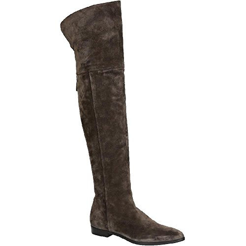 thigh in F0417 054 1W410E Prada Graphite Suede Model number boots leather high Graphite dtdPqOR