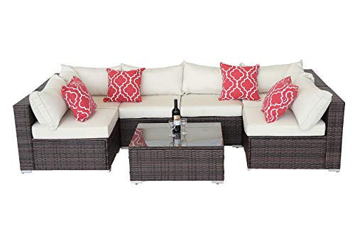 patio sofa set furniture sectional