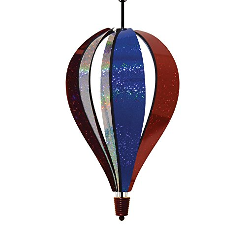 In the Breeze Patriot Sparkler 6-Panel Hot Air Balloon -