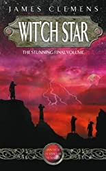 Wit'ch Star: The Banned and the Bannished Book Five (Banned and the Banished) by Clemens, James (2003)