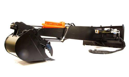 - Eterra E70-H Skid Steer Backhoe Attachment