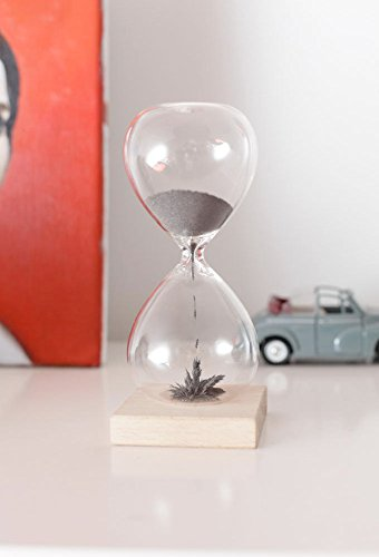 49de8b05244c8 Buy Kikkerland Magnetic Hourglass Online at Low Prices in India - Amazon.in