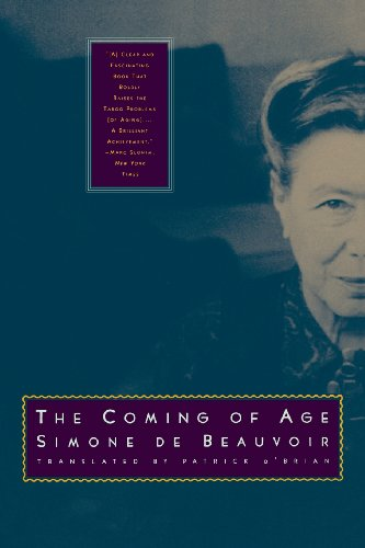 The Coming Of Age by Simone de Beauvoir
