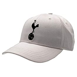 Tottenham Hotspur FC - Official Crest Cap White