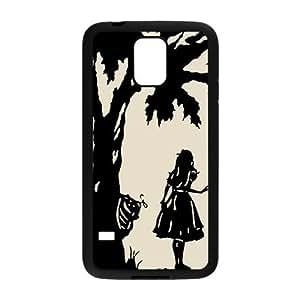 Alice anime cartoon Cell Phone Case for Samsung Galaxy S5