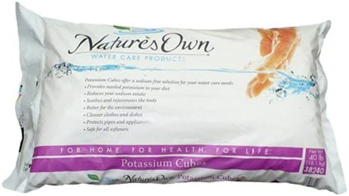 Nature's Own Water Softener Potassium Solution