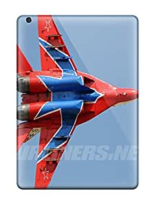 New Premium VTAotqe6474DmdCD Case Cover For Ipad Air/ Mikoyan Gurevich Mig Russia War Star Ovt Protective Case Cover