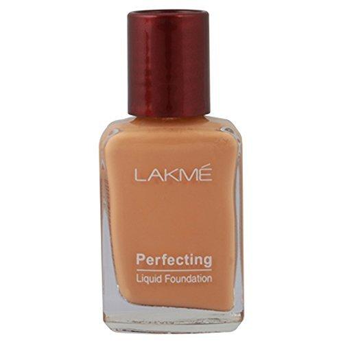 Lakme Perfecting Liquid Foundation, Shell, 27ml by Lakme