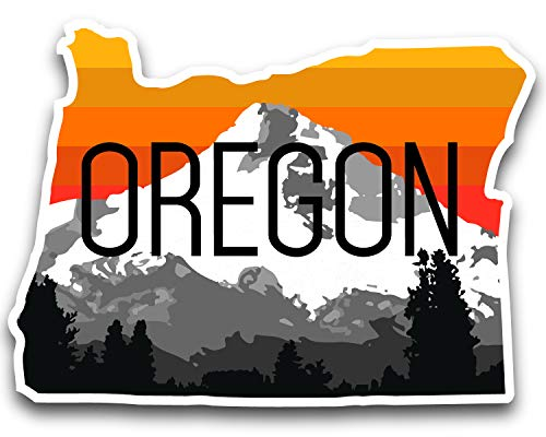 <span style=''>[해외]Red Beard Stickers Oregon Decal 4 Inch - Large..</span>