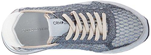 CRIME London Speed 4a, Zapatillas para Mujer Gris (Grau)