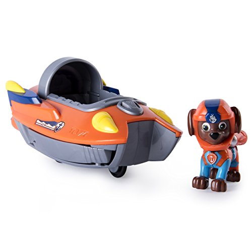 Lunar Vehicle - Paw Patrol Zuma's Transforming Sea Patrol Vehicle