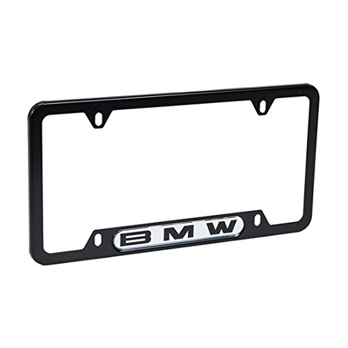 (BMW 82-12-0-010-398 Plate Frame)