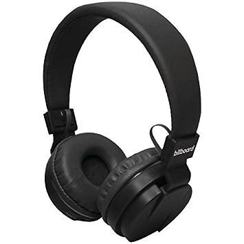 3ef6f60fffa Amazon.com: Billboard Bb499 Large On-Ear Bluetooth(r) Headphones (black):  BILLBOARD: Beauty