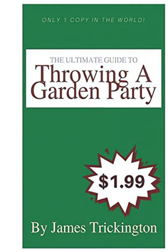 Throwing: The Ultimate Guide To  A Garden Part James Trickington Notebook, Journal for Writing, Size 6