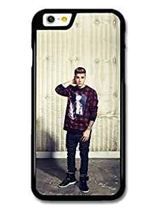 Justin Bieber Red Jumper Beliebers JB Popstar case for iPhone 6 A10234
