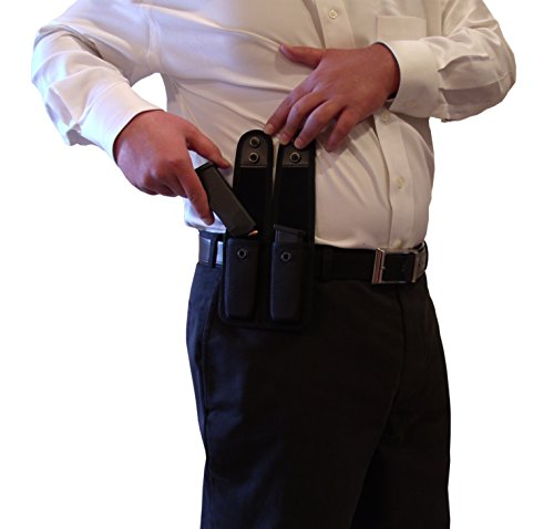 Double Magazine Pouch for Browning Hi Power BDM BDM-D and BDA