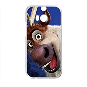 LOVE-Store Frozen lovely deer Cell Phone Case for HTC One M8