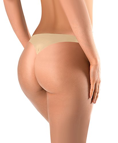 BUBBLELIME Sports Thongs For Women Wicking performance Thong