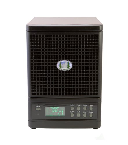 Rocky Mountain Air RMA3500-CHO Summit 7-Stage Home and Office Air (Cho Clock)