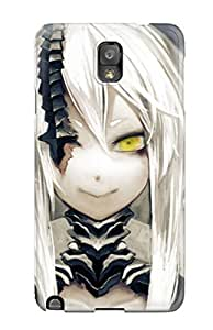 For Case Iphone 6Plus 5.5inch Cover Defender(black Rock Shooter)