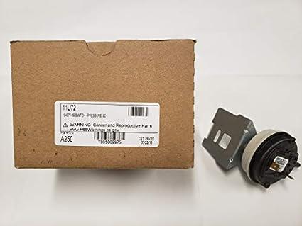103614-09 Ducane OEM Furnace Draft Air Pressue Switch 1 Single Stage .90