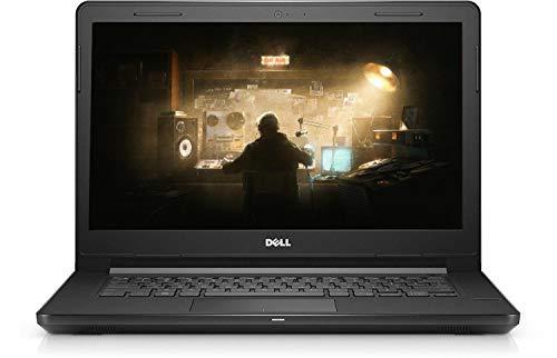 2019 Newest Dell Vostro 3000 14 inch Business Laptop, Anti-Glare LED-Backlit Display, Intel i3-7020U,8GB DDR4 RAM, 1TB HDD,256GB SSD Bluetooth 4.2, 802.11ac, HDMI, VGA, Windows 10 Home