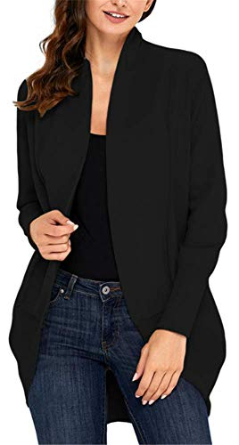 Tricot YOGLY Ouvert Mode Cardigan Femme PwCYqCZT