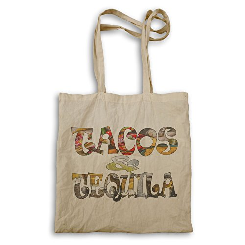 Tacos und Tequila Tragetasche u322r