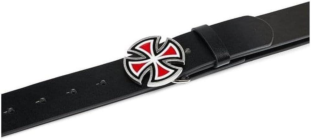 S//M, Black Independent Black Bar Cross Belt
