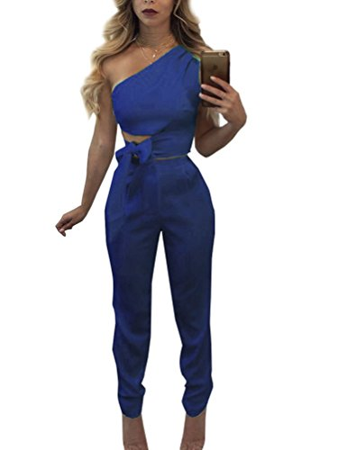 Navy Two Piece - 8