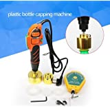 10-50mm Cap Screw Capping Machine Hand Held Bottle Capping Tool