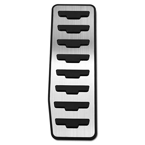 Decorate Accessory for Land Range Rover Evoque/Discovery Sport Automatic Gas Footrest Modified Pedal Pad Styling 1 Piece Rest Pedal