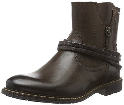 Tom Tailor 1692103, Women's Warm-Lined Short-Shaft Boots and Bootees Brown (Mokka)