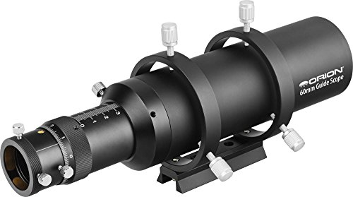 Orion 60mm Multi-Use Guide Scope with Helical Focuser by Orion (Image #4)
