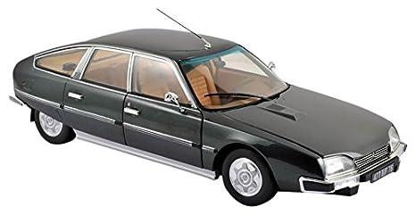 Norev - 181522 - Citroën CX 2200 Pallas - 1976 - Escala 1/18 - Gris: Amazon.es: Juguetes y juegos
