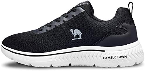 CAMEL Women Men s Running Shoes Lightweight Fashion Sneakers Walking Footwear Tennis Athletic Shoes for Outdoor Sport Gym