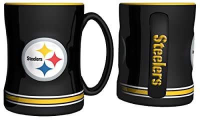 NFL Sculpted Coffee Mugs