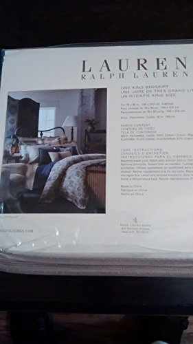 Amazon.com: Lauren Ralph Lauren Home Bluff Point King ...