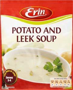 - Erin Potato & Leek Soup (74g) (2.6oz) x 3 packs