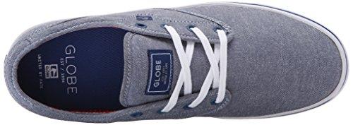 Globe Mens Motley Skate Shoe Navy Chambray