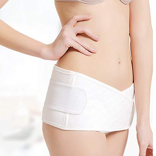 Breasted Belt - Simu Hip-Up Pelvic Posture Correcting Belt Support Band Breathable Multi-Breasted Postpartum Pelvis Corrector