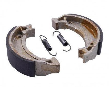 Bremsbacken TRW MCS962 110x25mm TYP 962 ATU GE 50 Spin hinten
