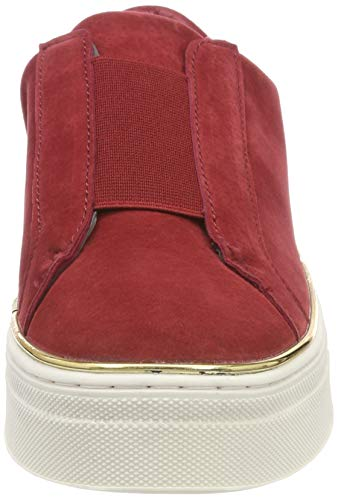 Women's 16258 On ICHI Dahlia A Filucca Red Fw Slip Trainers Red PqqOd
