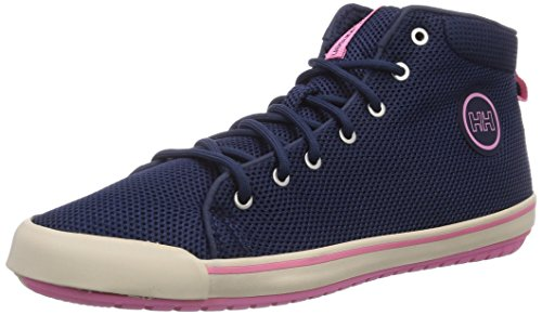 Helly Hansen Womens W Scurry Mi Sneaker Soirée Bleu / Rose Étincelant